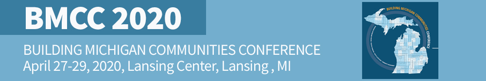 Building Michigan Communities Conference CFP Banner